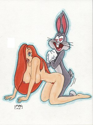 rabbit jessica roger and rabbit porn Evil within 2