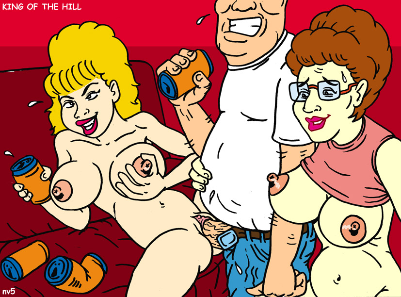 videos hill sex king the of Sam and max