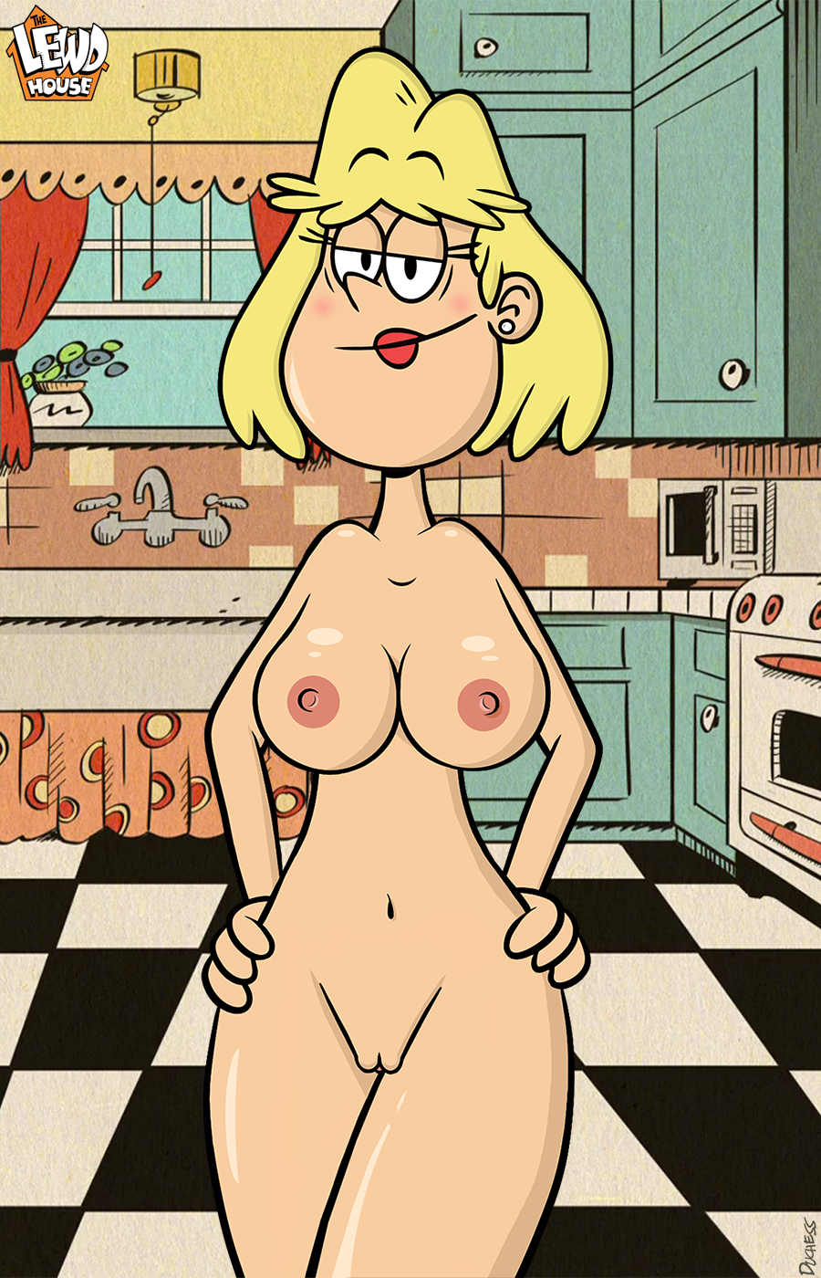 rule the loud house 63 Five nights in anime sex