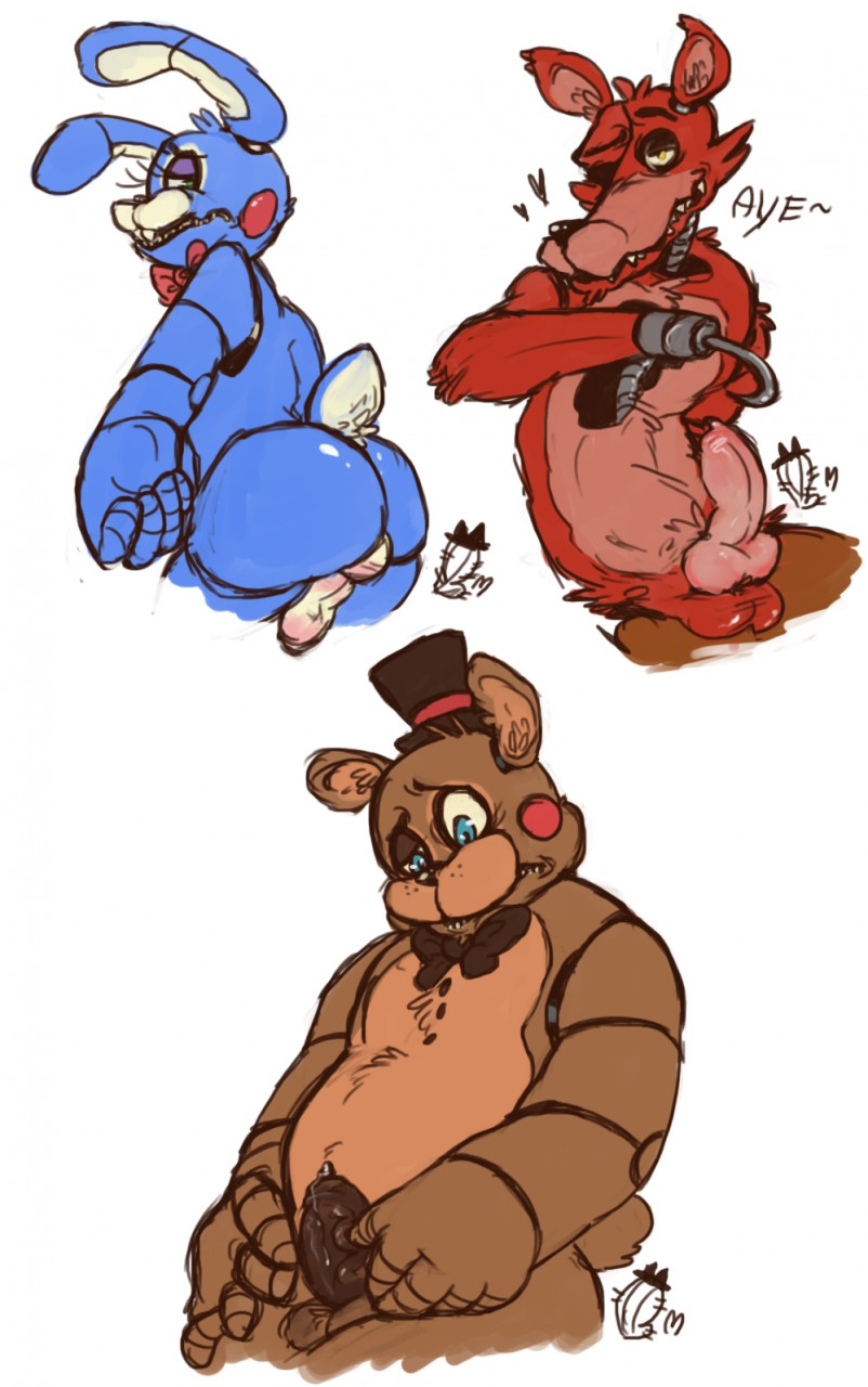 animation freddy's 5 at nights Wolf girl with you nsfw