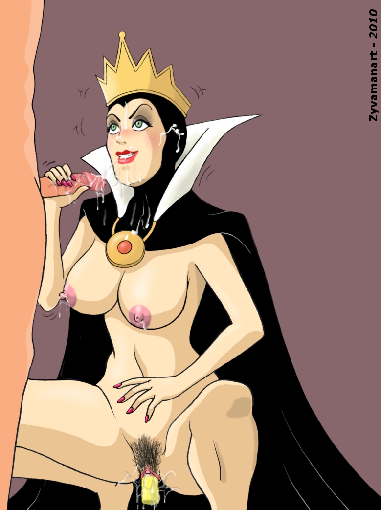 mage demon the queen the and I wanna see the whole tiddy