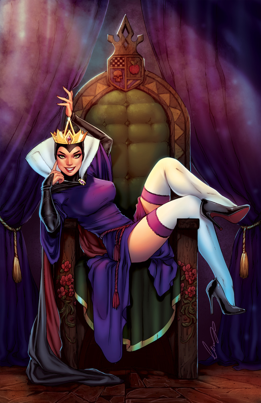 high the after ever queen evil Nothing is more badass than treating a woman with respect