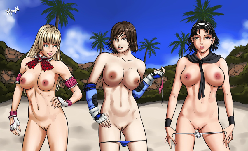 tekken tag angel tournament 2 Friday the 13th the game nude