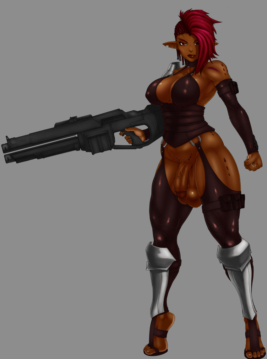 trials tainted space in futa Dragon ball android #8