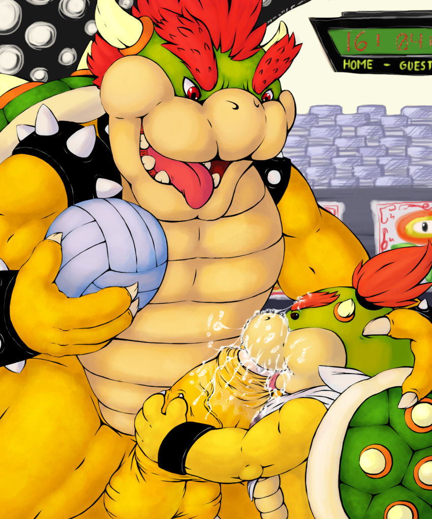jr bowser a day with Mimbrane trials in tainted space