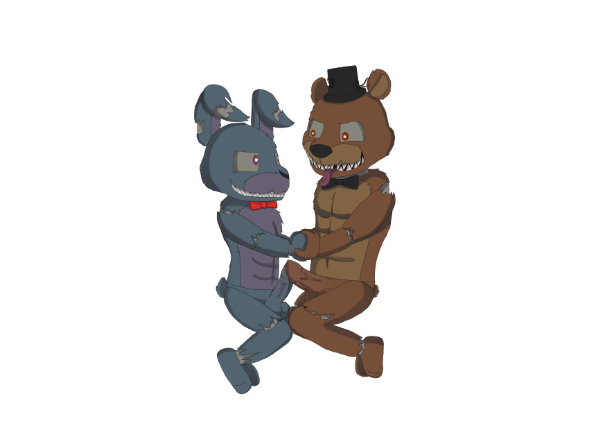 2 nights freddy's at five jacksepticeye Harem time: the animation