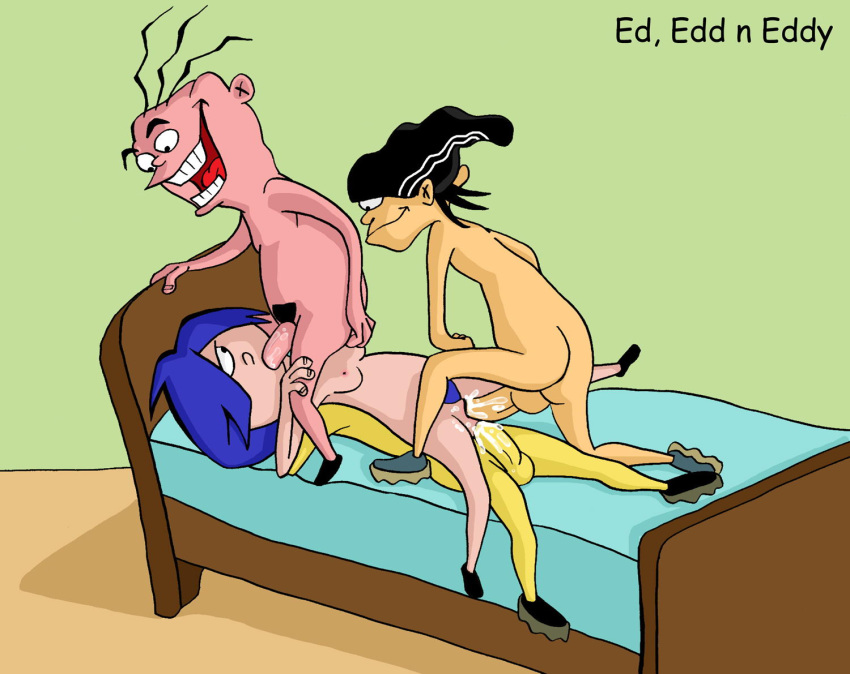 eddy n may edd ed kanker Zack and weezy dragon tales